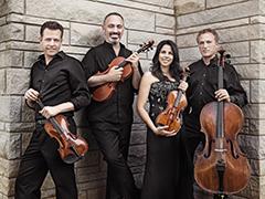 Pacifica Quartet – The Beethoven Quartet Project, Concert II
