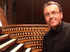 Guest Organ Improvisation Master Class – David Briggs, organ