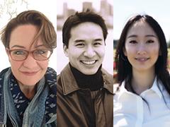 Julia Bentley, mezzo-soprano; Kuang-Hao Huang, piano; Chi Wang, composer/data-driven instrument