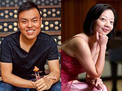 Luke Hsu, violin; Chih-Yi Chen, piano