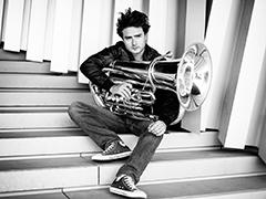 Thomas Leleu, tuba; Aram Arakelyan, piano