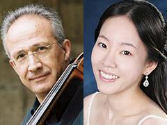 Lluís Claret, cello; Claire-Chung Lim, piano