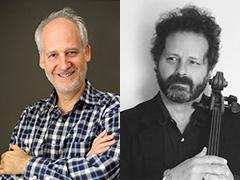 Dennis Parker, cello; Gregory Sioles, piano