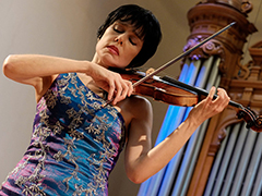 **EVENT CANCELLED AND RESCHEDULED** Guest Master Class – Julia Bushkova, violin