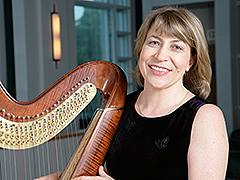 **EVENT CANCELLED** Elzbieta Szmyt, harp