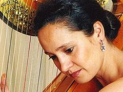 "Florence Sitruk, harp – ""Encore! – Celebrating 40 Years of Harping on Music"""