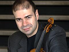 Nicha Stapanukul, piano; Grigory Kalinovsky, violin; SeungAh Hong, cello